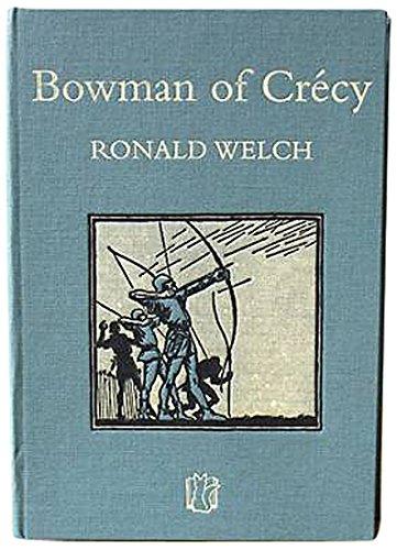 9781906562632: Bowman of Crecy (Carey Novels)