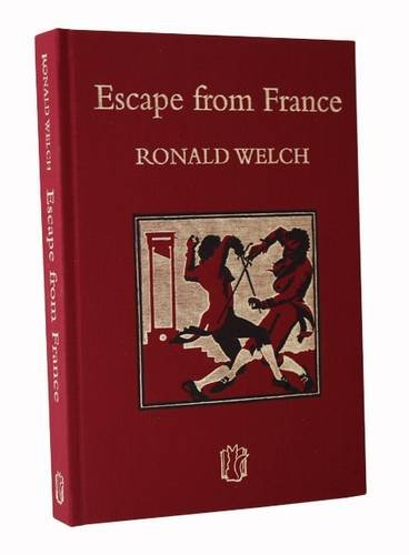 9781906562724: Escape from France (Carey Novels)