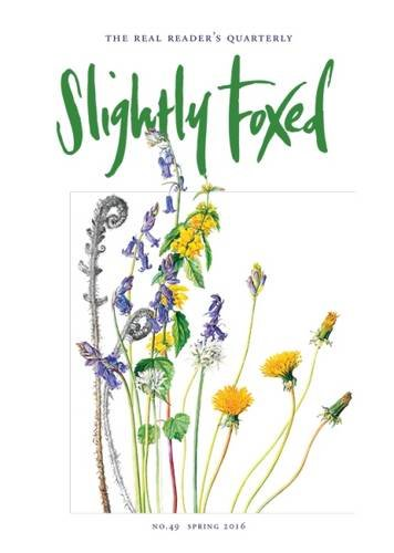9781906562861: Slightly Foxed: Murder at the Majestic (Slightly Foxed: The Real Reader's Quarterly)