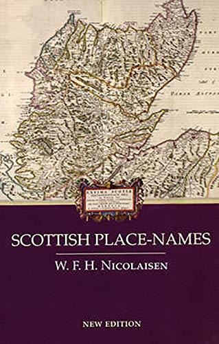 9781906566364: Scottish Place-names