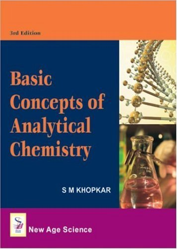 9781906574000: Basic Concepts of Analytical Chemistry
