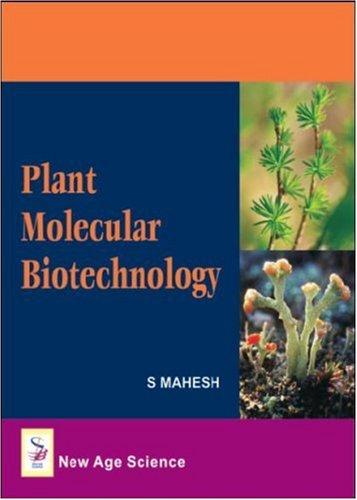 9781906574147: Plant Molecular Biotechnology