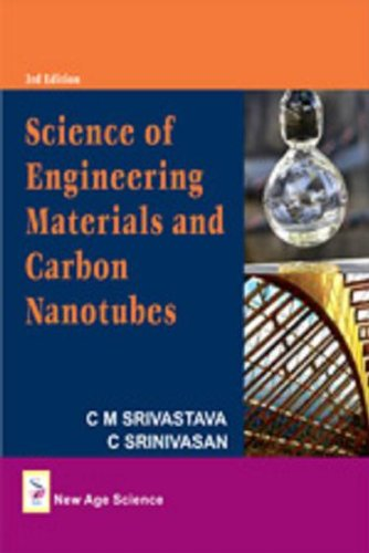 9781906574697: Science of Engineering Materials and Carbon Nanotubes