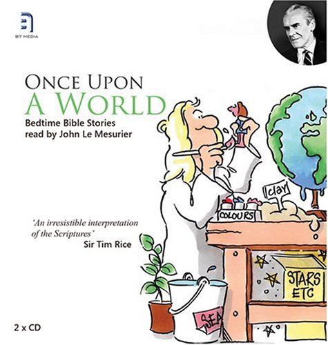 9781906577001: Once Upon a World: Bedtime Bible Stories