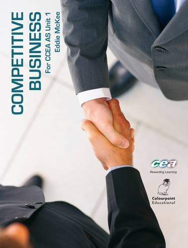 9781906578015: Competitive Business: For CCEA AS Business Studies Unit 1