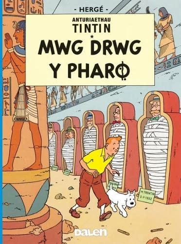 9781906587024: Cyfres Anturiaethau Tintin: Mwg Drwg y Pharo