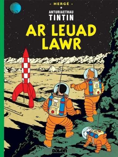 9781906587192: Cyfres Anturiaethau Tintin: Ar Leuad Lawr