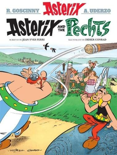 9781906587352: Asterix and the Pechts