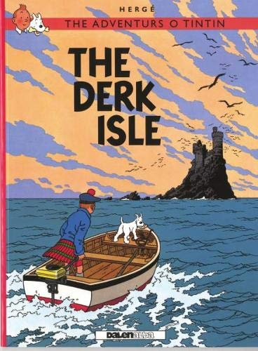 9781906587383: Adventurs o Tintin, The: The Derk Isle