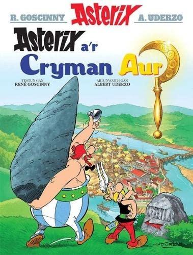 9781906587420: Asterix A'r Cryman Aur