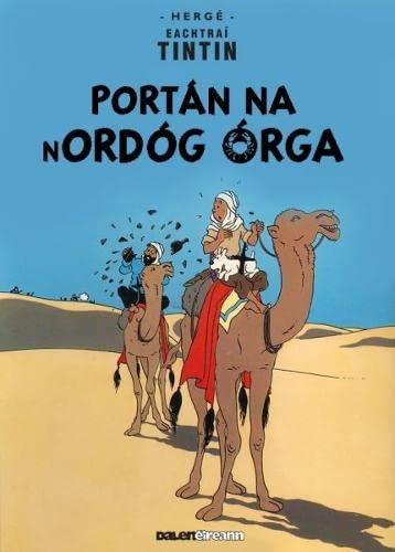 9781906587529: Tintin: Portn Na Nordg Rga (English and Irish Edition)