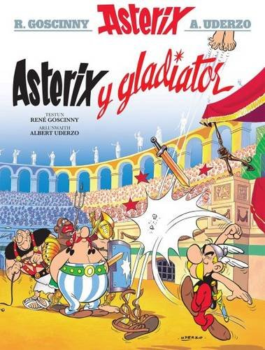 9781906587598: Asterix y Gladiator (English and Welsh Edition)