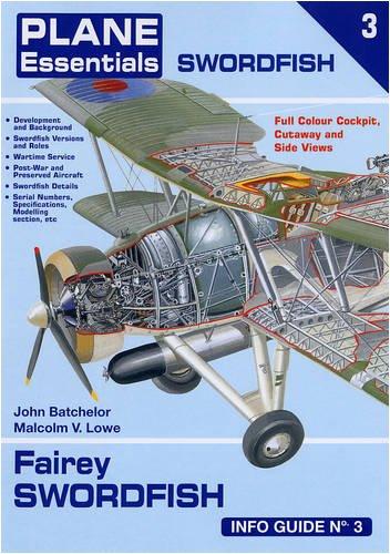 9781906589028: Fairey Swordfish Info Guide (Plane Essentials) by John Batchelor (2009-07-02)