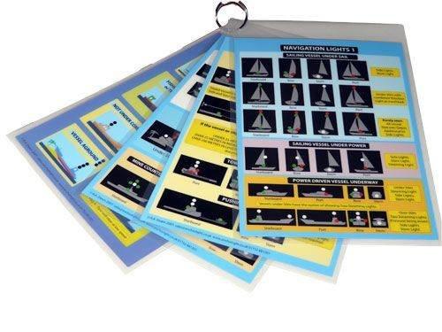 9781906594077: Navigation Lights and Shapes (Cockpit Cards)