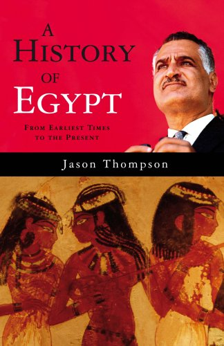 9781906598044: A History of Egypt: From the Earliest Times to the Present