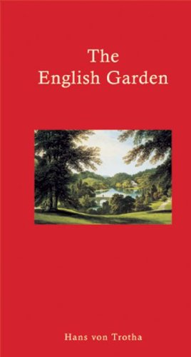 The English Garden (Red Books): Trotha, Hans von