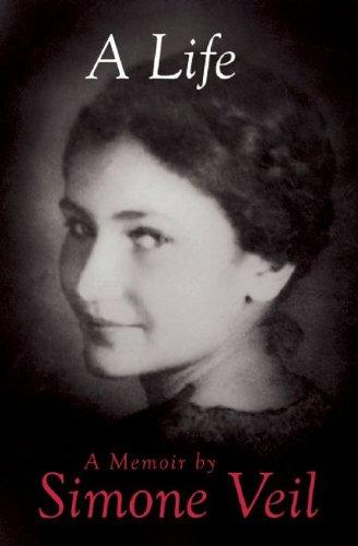 9781906598235: Simone Veil: A Life: The Autobiography of Simone Veil