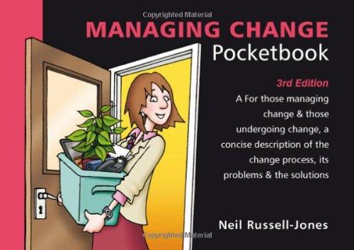9781906610395: Managing Change Pocketbook