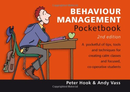 9781906610432: Behaviour Management Pocketbook. Peter Hook and Andy Vass