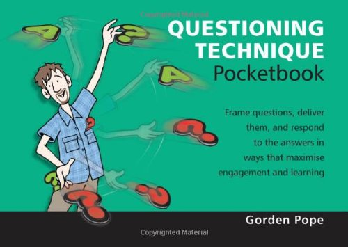9781906610500: Questioning Technique Pocketbook