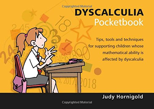 9781906610845: Dyscalculia Pocketbook 2015 (Teachers' Pocketbooks)