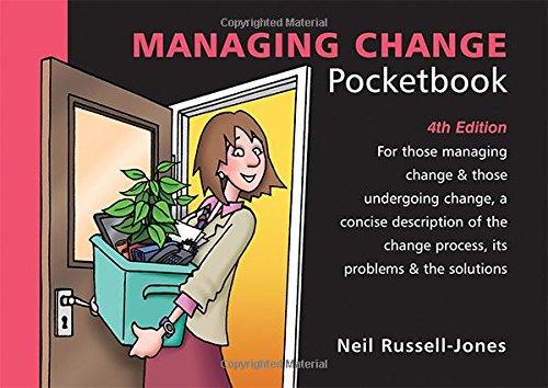 9781906610975: Managing Change Pocketbook (Management Pocketbooks)