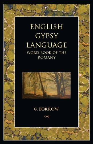 9781906621254: English Gypsy Language (Lost Library)