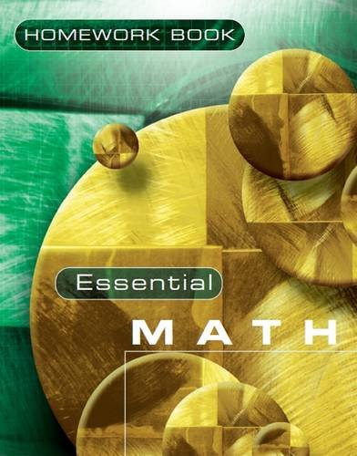 9781906622008: Essential Maths 7H Homework Book (Bk. 7H)