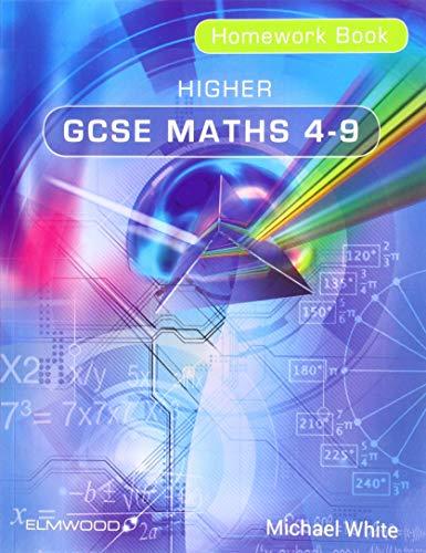 9781906622466: Higher GCSE Maths 4-9 Homework Book (Essential Maths)