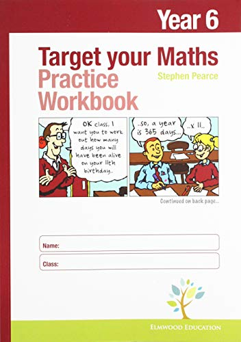 9781906622695: Target your Maths Year 6 Practice Workbook