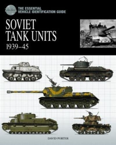 9781906626310: SOVIET TANK UNITS 1939-45 (The Essential Vehicle Identification Guide)