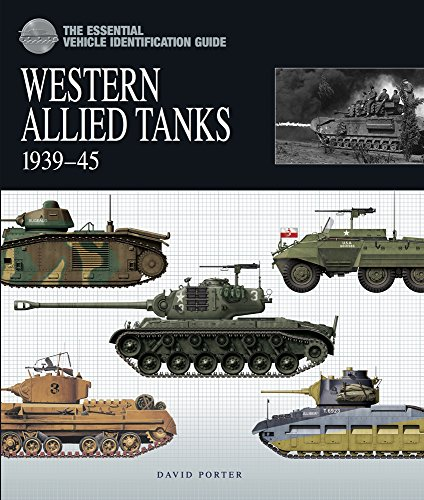 9781906626327: The Essential Vehicle Identification Guide: Western Allied Tanks, 1939-45 (The Essential Vehicle Identification Guide)