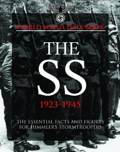 9781906626488: World War II Data Book: the SS 1923-1945