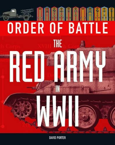 9781906626525: The Red Army in WWII (Order of Battle)