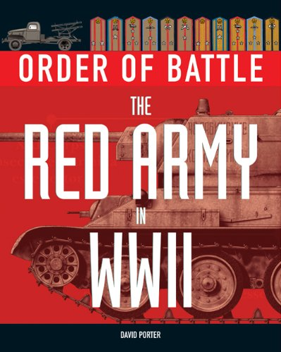 9781906626532: Order of Battle: The Red Army in WWII