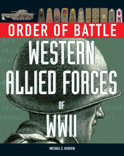 9781906626556: Western Allied Forces of World War II (Order of Battle)