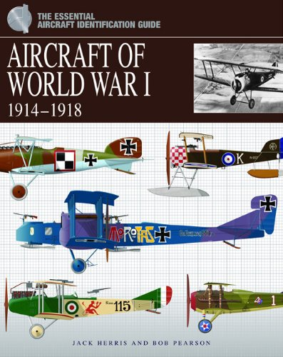 9781906626662: Aircraft of World War I, 1914-1918 (Essential Aircraft Identification Guide)