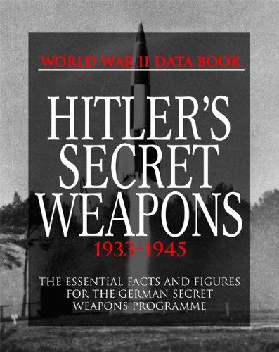 9781906626754: Hitler's Secret Weapons: 1933-1945