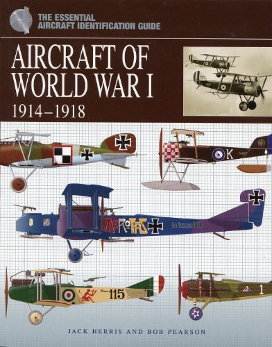 9781906626860: Aircraft of World War I: 1914-1918 (The Essential Aircraft Identification Guide)