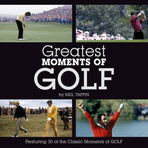 9781906635633: Greatest Moments of Golf
