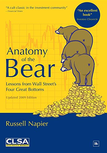 9781906659356: Anatomy of the Bear: Lessons from Wall Street's four great bottoms