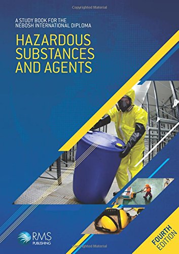 9781906674533: NEBOSH International Diploma Study Book - Unit IB: Hazardous Substances and Agents