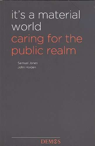 9781906693077: It's a Material World: Caring for the Public Realm