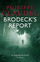 9781906694050: Brodeck's Report