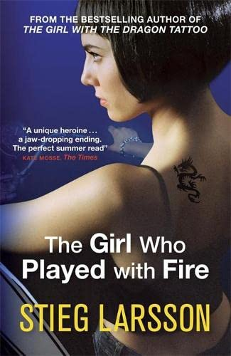 9781906694180: The Girl Who Played With Fire (Millennium Trilogy)
