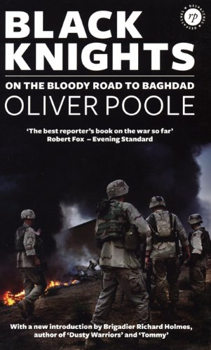 9781906702182: Black Knights: On the Bloody Road to Baghdad