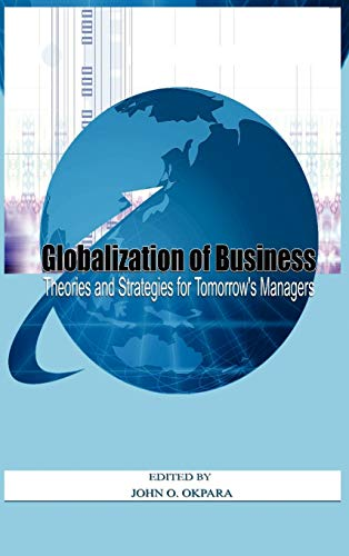 9781906704117: Globalisation of Busiess: Theories and Strategies for Tomorrow's Managers (HB)