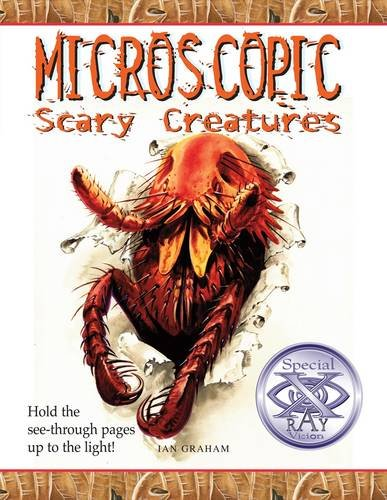 9781906714086: Scary Creatures: Microscopic (Scary Creatures S.)