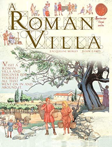 9781906714581: A Roman Villa (Spectacular Visual Guides)