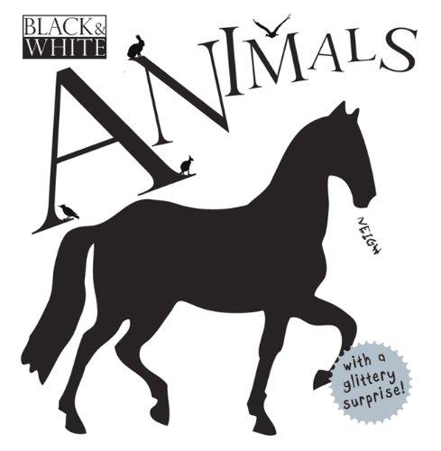 9781906714642: Black & White: Animals